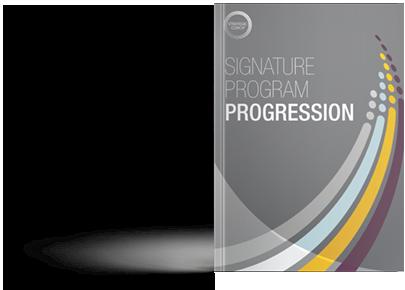 Signature Program Progression Cover
