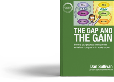 Gap And Gain Cover