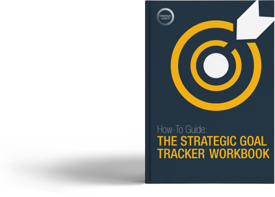 Strategic Goal Tracker Cover